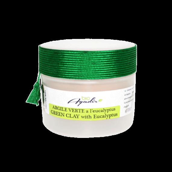 Argile Verte à l'Eucalyptus 220g