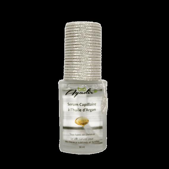 Sérum pour cheveux à l'huile d'argan
